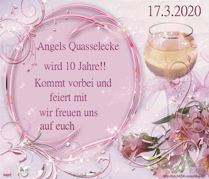 Angels Quasselecke feiert Geburtstag 5e62be92a7666